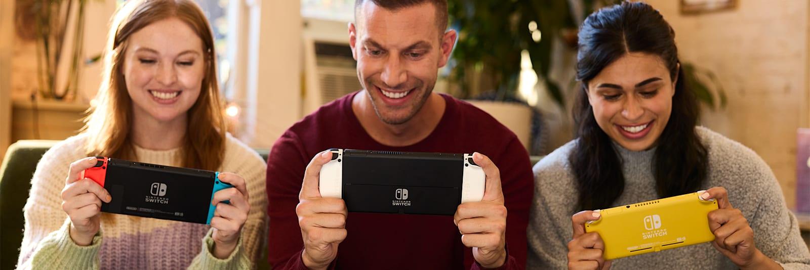 Discover Nintendo Switch