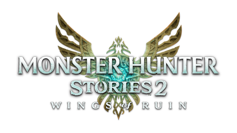 Monster Hunter Stories 2: Wings of Ruin Logo