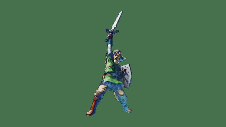 The Legend of Zelda: Skyward Sword HD Illustration