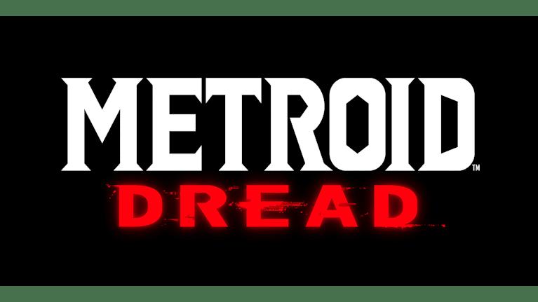 Metroid Dread Logo