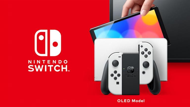 Nintendo Switch – OLED Model Consoles