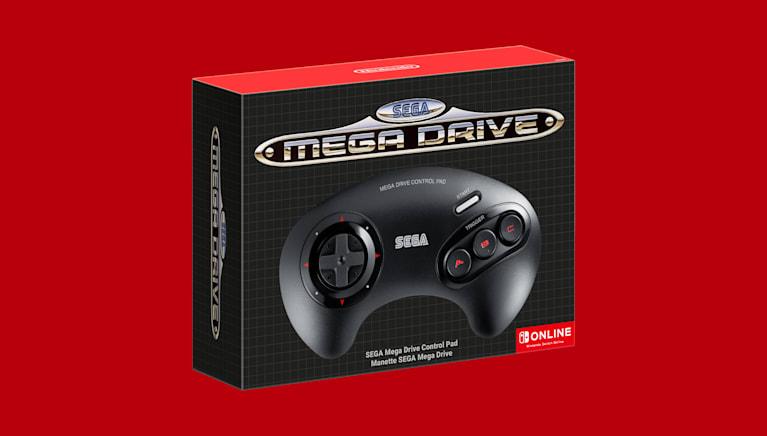 SEGA Mega Drive Control Pad