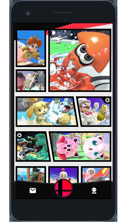 Nintendo Switch Online - Smash World