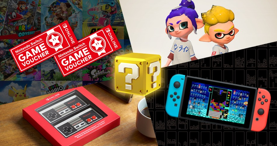 Nintendo Switch Online - Exclusive offers for members