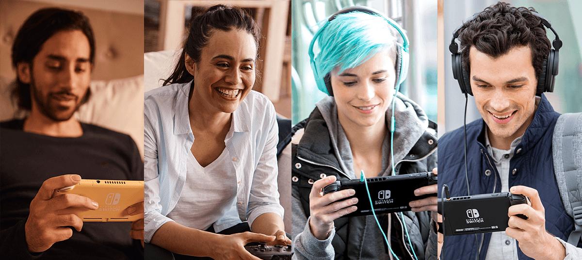 Nintendo Switch Online - Online Play