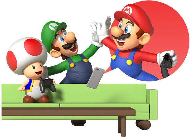 Nintendo Switch Online - Smartphone app voice chat