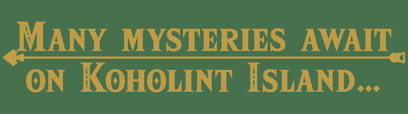 Many mysteries await on Koholint Island