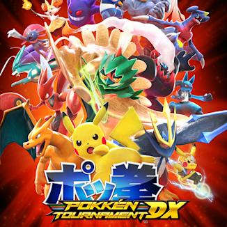 Pokkén Tournament™ DX