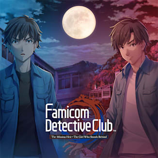 Famicom Detective Club: The Missing Heir & Famicom Detective Club: The Girl Who Stands Behind