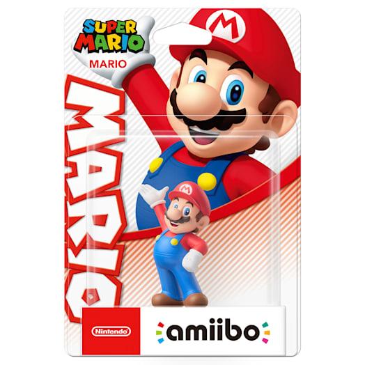 Mario amiibo (Super Mario Collection) image 2