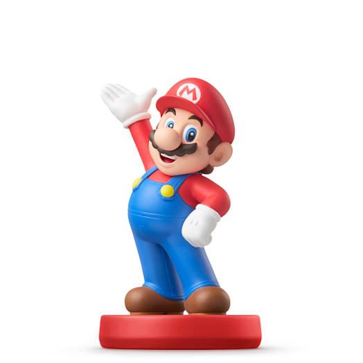 Mario amiibo (Super Mario Collection) image 1