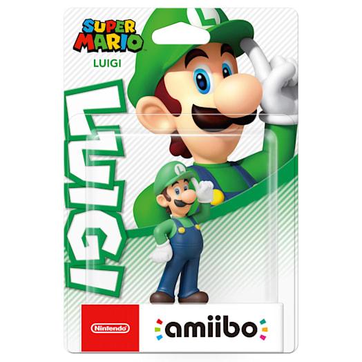 Luigi amiibo (Super Mario Collection) image 2