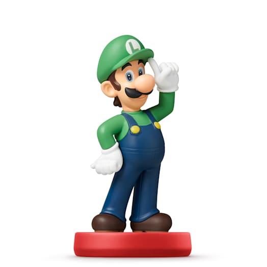 Luigi amiibo (Super Mario Collection) image 1
