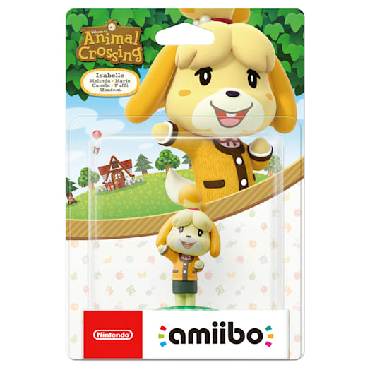 Isabelle amiibo (Animal Crossing Collection) image 2