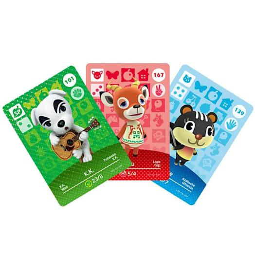 Animal Crossing amiibo Cards Pack - Series 2 image 2