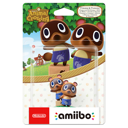 Timmy & Tommy amiibo (Animal Crossing Collection) image 2