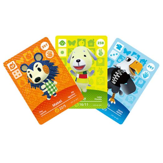Animal Crossing amiibo Cards Pack - Series 3 image 2