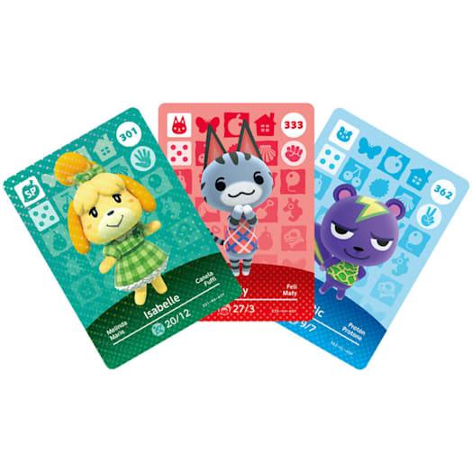Animal Crossing amiibo Cards Pack - Series 4 image 2