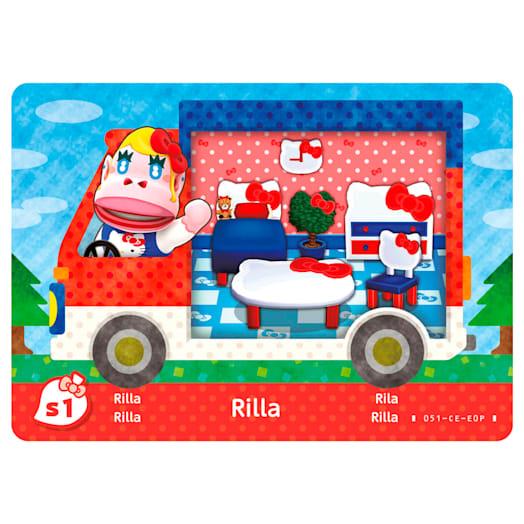 Animal Crossing: New Leaf + Sanrio amiibo Cards Pack image 2