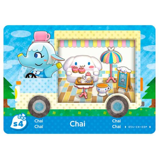 Animal Crossing: New Leaf + Sanrio amiibo Cards Pack image 5