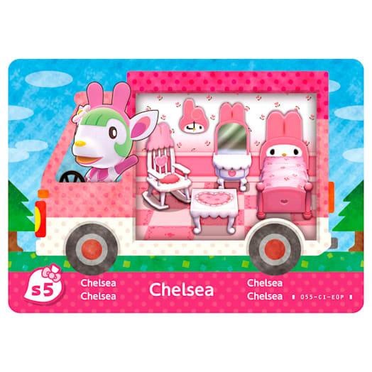 Animal Crossing: New Leaf + Sanrio amiibo Cards Pack image 6