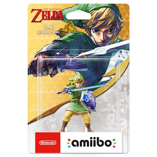 Link (Skyward Sword) amiibo (The Legend of Zelda Collection) image 2