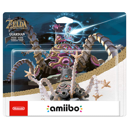 Guardian amiibo (The Legend of Zelda: Breath of the Wild Collection) image 2