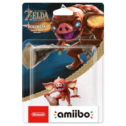 Bokoblin amiibo (The Legend of Zelda: Breath of the Wild Collection) image 2