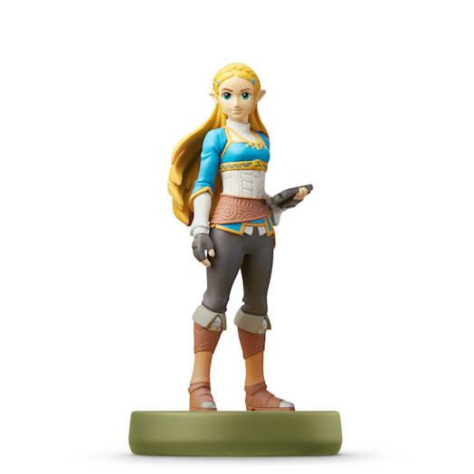 Zelda amiibo (The Legend of Zelda: Breath of the Wild Collection)