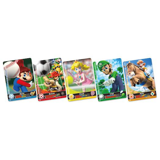 Mario Sports Superstars amiibo Cards Pack image 2