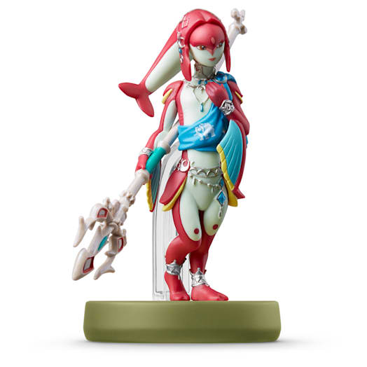 The Champions amiibo Set (The Legend of Zelda: Breath of the Wild Collection) image 5
