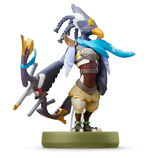 The Champions amiibo Set (The Legend of Zelda: Breath of the Wild Collection) image 4