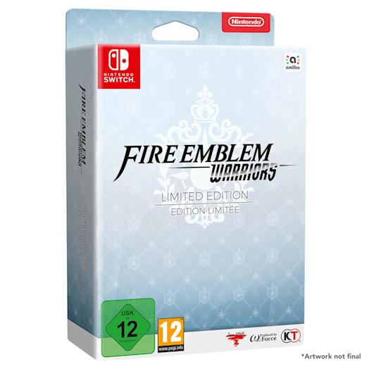 Fire Emblem Warriors Limited Edition image 1