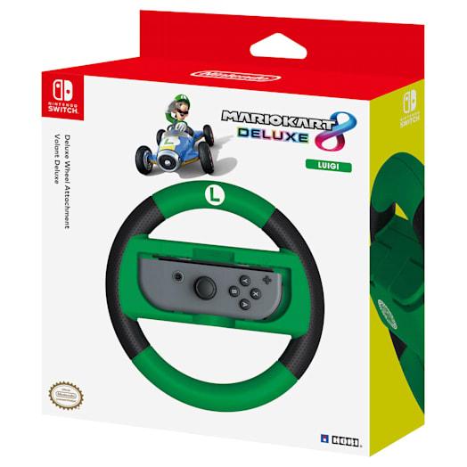 Nintendo Switch Joy-Con Wheel - Luigi image 4