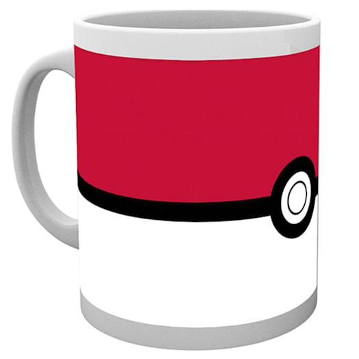 Pokémon Poké Ball Mug
