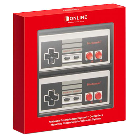 Nintendo Entertainment System Controllers for Nintendo Switch