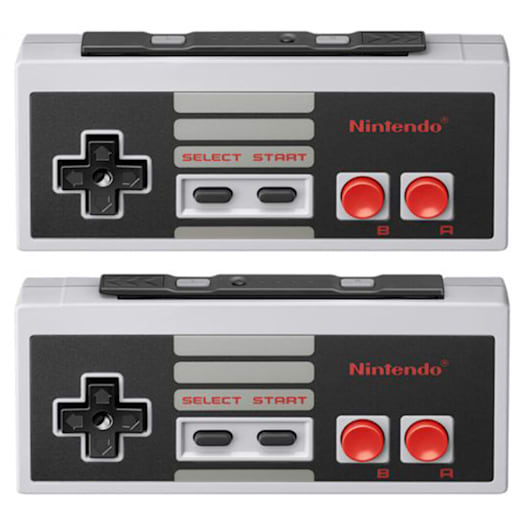 Nintendo Entertainment System Controllers for Nintendo Switch image 1