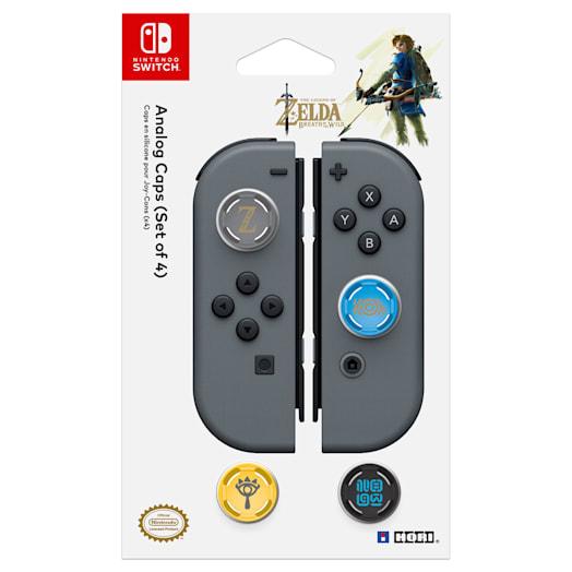 Nintendo Switch Analogue Stick Caps - The Legend of Zelda
