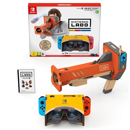 Nintendo Labo: VR Kit – Starter Set + Blaster