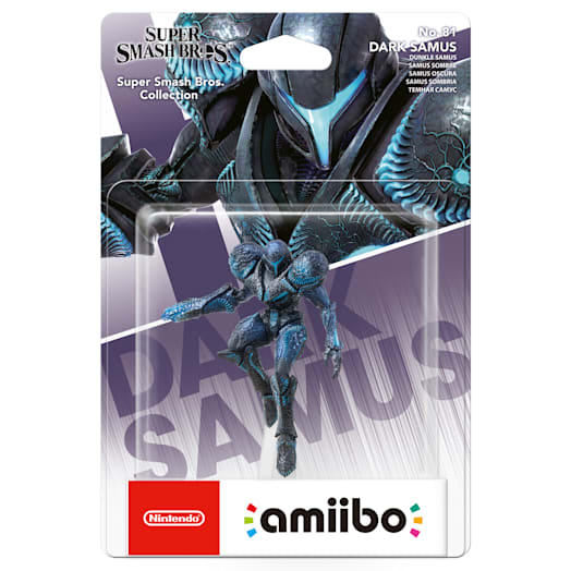 Dark Samus No.81 amiibo image 2