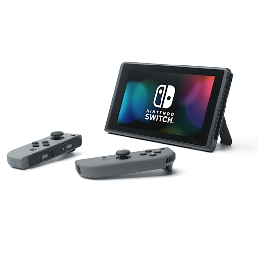 Nintendo Switch (Grey) Super Mario Odyssey Pack image 7