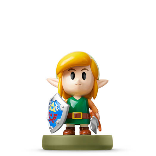Link amiibo (The Legend of Zelda: Link's Awakening Collection)