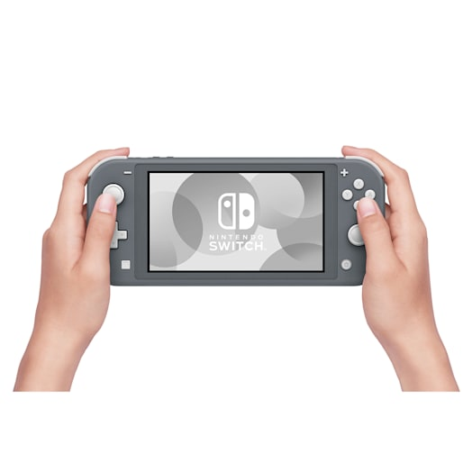 Nintendo Switch Lite (Grey) Minecraft Pack image 8