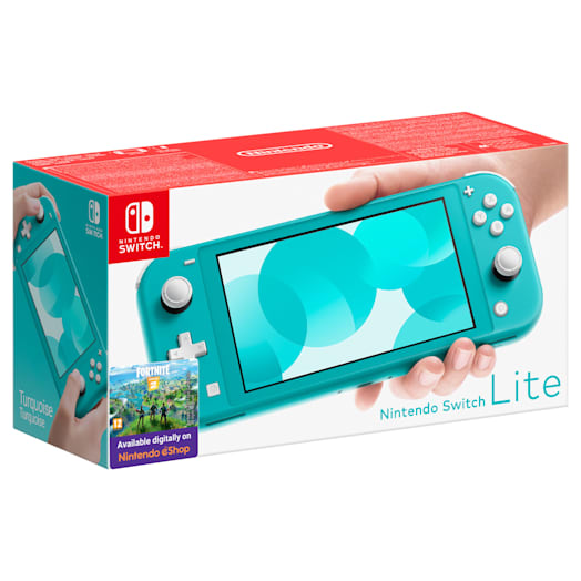 Nintendo Switch Lite (Turquoise) Mario Kart 8 Deluxe Pack image 14