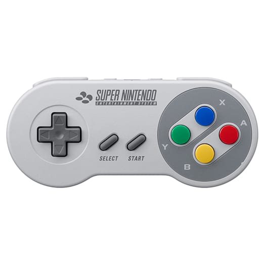 Super Nintendo Entertainment System Controller for Nintendo Switch