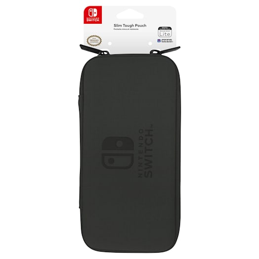 Nintendo Switch Lite Hard Pouch (Black/Yellow)