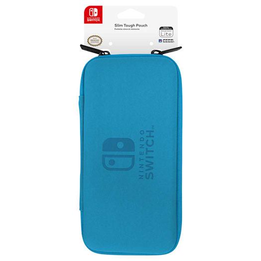 Nintendo Switch Lite Hard Pouch (Blue/Grey)