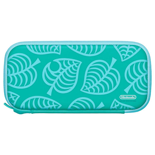 Nintendo Switch Lite Carrying Case (Animal Crossing: New Horizons Edition) & Screen Protector image 2