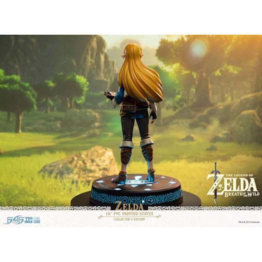 The Legend of Zelda: Breath of the Wild Zelda Figurine (Collector's Edition) image 4