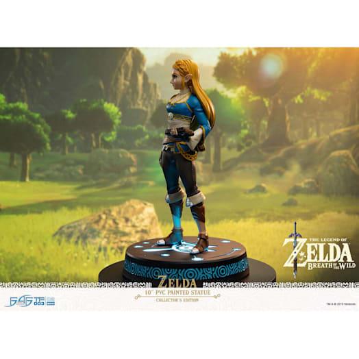 The Legend of Zelda: Breath of the Wild Zelda Figurine (Collector's Edition) image 3